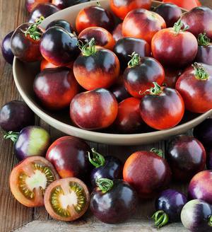 Tomat Indigo Rose 5 frön
